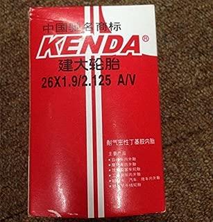 Kenda Bicycle Inner Tube Schrader Valve 26inch X1.9/2.125 32mm for Mountain Bike
