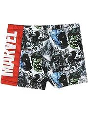 CERDÁ LIFE'S LITTLE MOMENTS Boxers Bañador Natacion Niño de Los Vengadores-Hulk, Capitan America, Thor, Iron Man-Licencia Oficial Marvel Niños
