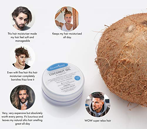 Best Hair Loss Coconut Oil For Hair Loss Secret Formula 100% Organic Hair Regrowth Treatment Restores Hair Stops Hair Shedding Contains Coconut Oil For Men