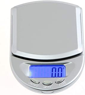 ❤Accurate Portable 200g/0.01g Mini Digital Electronic Diamond Jewelry Balance Weigh Scale Weighing Spice Diamonds Coins Gold Medication❤