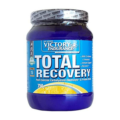 VICTORY ENDURANCE TOTAL RECOVERY (750 GRS) - BANANA