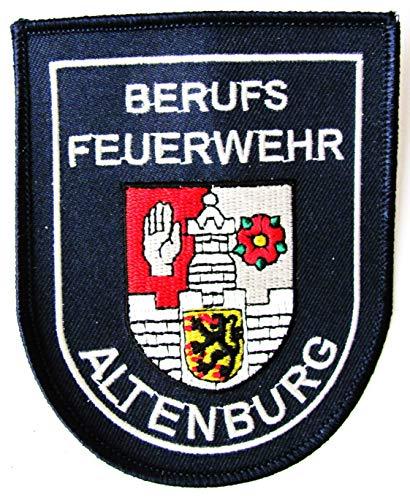 Berufsfeuerwehr - Altenburg - Ärmelabzeichen - Abzeichen - Aufnäher - Patch - Motiv 1