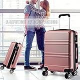 Zoom IMG-2 kono bagagli 3 pezzo fissato