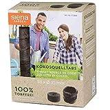 Siena Garden Kokos-Quelltabletten 50er Pack, Ø36mm