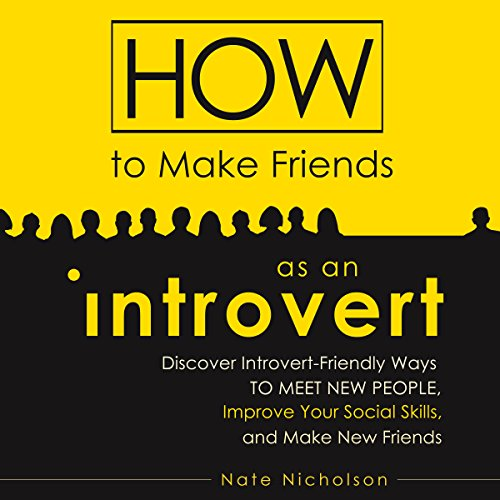 How to Make Friends as an Introvert Titelbild