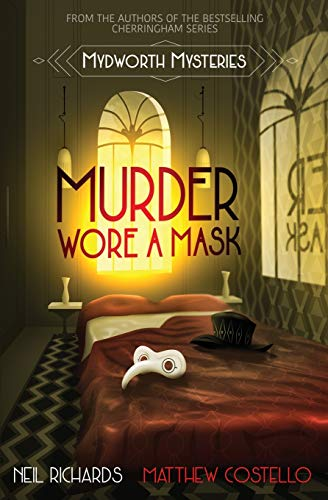 Murder Wore A Mask (A Cosy Historical Mystery Series)