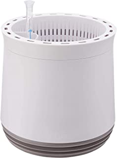 AIRY Pot M met 6L Airy Base substraat. Biologische luchtreiniger filtert schadelijke stoffen, allergenen en geurtjes. Voor...