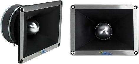 "2) NEW PYLE PRO PDBT78 2"" 1400 Watt Super Titanium Bullet Horn DJ Audio Tweeters photo"