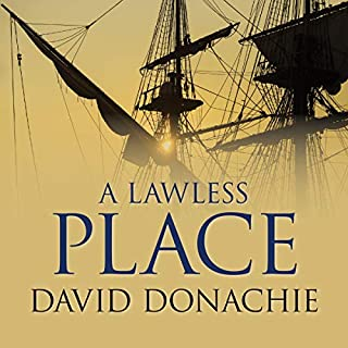 A Lawless Place Titelbild