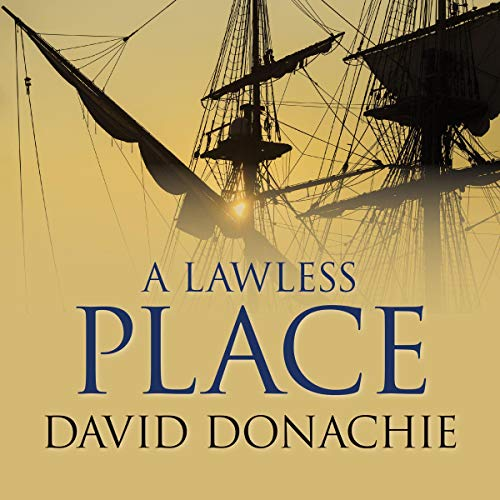 A Lawless Place cover art