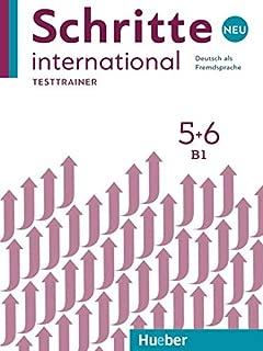 Schritte international Neu 5+6 / Testtrainer mit Audio-CD: Kopiervorlagen. Deutsch als Fremdsprache