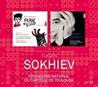 Tugan Sokhiev: Pierre et le Loup & Tchaikovsky / Shostakovich by Orchestre National du Capitole de Toulouse (2014-02-25)