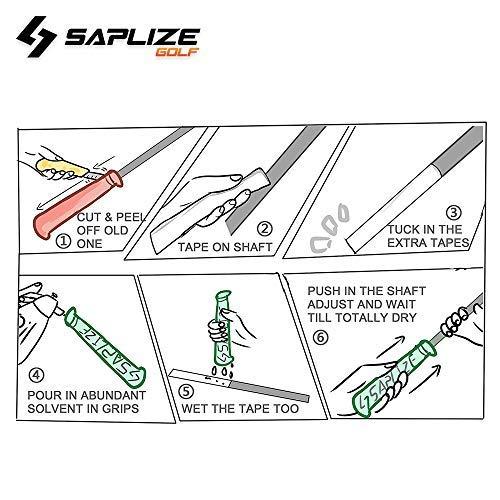 Saplize Golf Grips