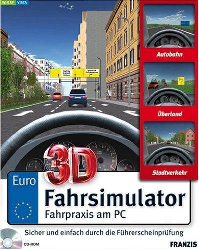 3D Fahrsimulator