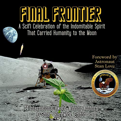 Final Frontier  By  cover art