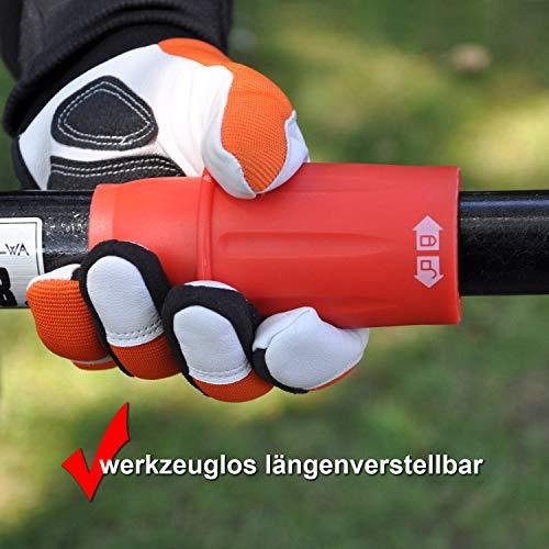 Hecht 975 W Elektro   Hochentaster   Astkettensäge - 6