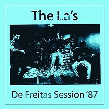De Freitas Session '87