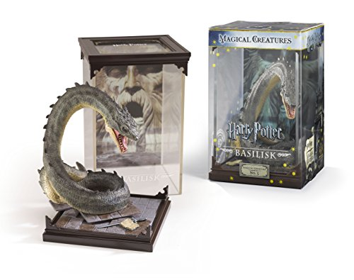 La Colección Noble Criaturas Mágicas-Basilisco