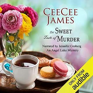 The Sweet Taste of Murder audiobook cover art
