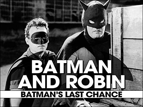 Batman's Last Chance