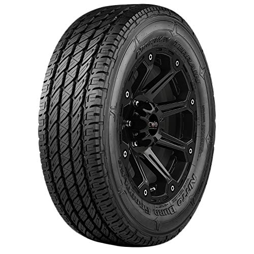 Nitto Dura Grappler All- Terrain Radial Tire-265/65R17 112T