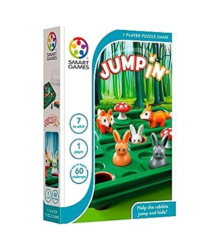 SmartGames- Giochi da Tavolo Giocattolo, Multicolore, SG 421