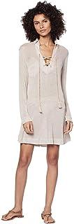 Vestido Curto Liso Ghali