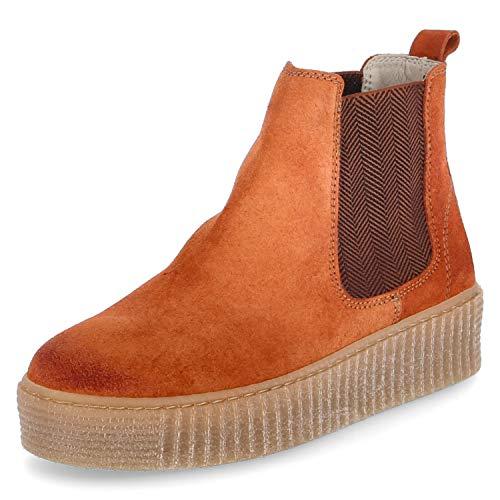 Sommerkind Chelsea Boots Größe 36 EU Orange (Orange)