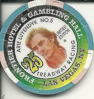 $25 frontier arie luyendyk limited casino las vegas casino chip