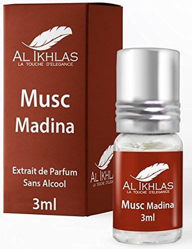 Misk Al Ikhlas Madina 3 ml