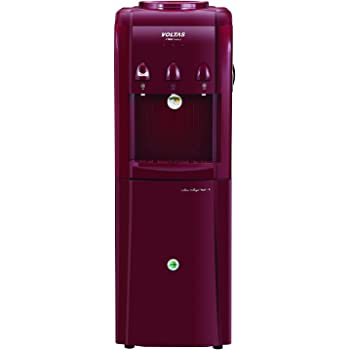 Voltas Mini Magic Pearl Red Water Dispenser (Without Cooling Cabinet)