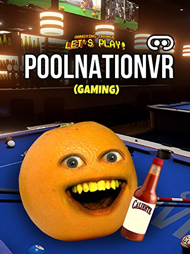 Clip: Annoying Orange Let's Play - Pool Nation VR (Gaming) Comedy Gaming HD Movies