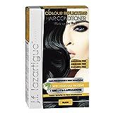 Colour Reflecting Hair Conditionner (Black) by j.f. lazartigue