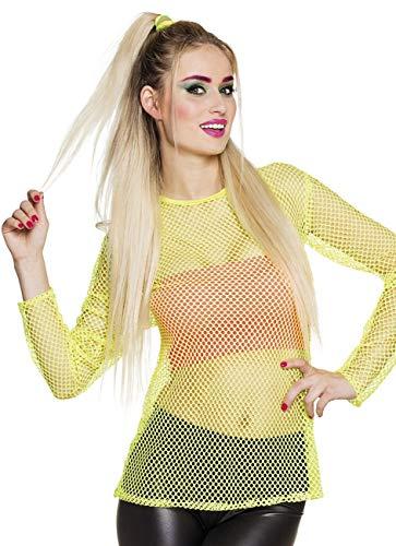 Visnet shirt Neon
