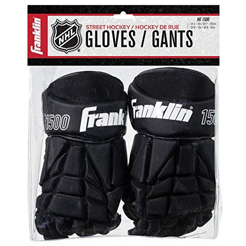 Franklin Sports Hockey Gloves - NHL - 12 Inches - HG 1500