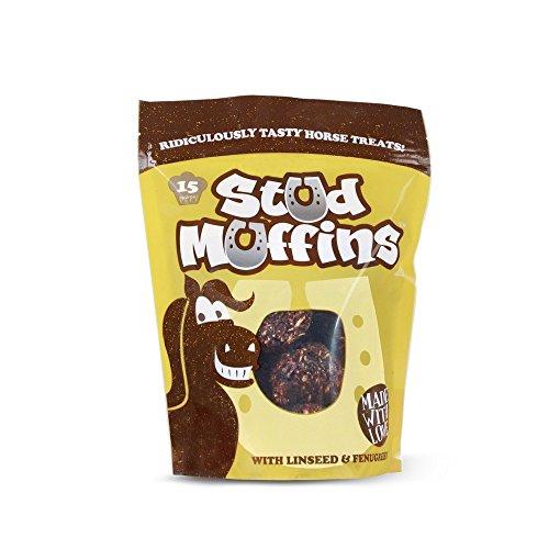 Stud Muffins Barritas para caballos (Paquete de 15/Multicolor)