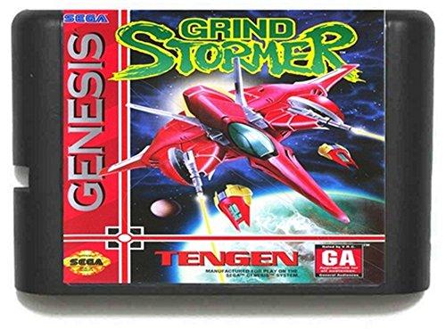 Grind Stormer 16 bit MD Game Card For Sega Mega Drive For Sega Genesis