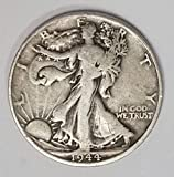 1944 D Walking Liberty Half Dollar 50c Average Circulated