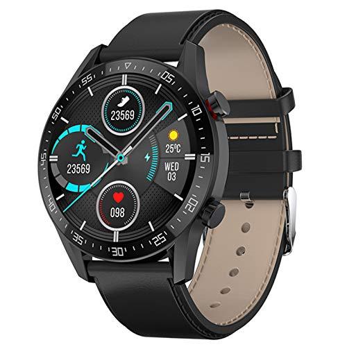 DKM 2021 Bluetooth Llamando New Smart Watch IP68 Smart Watch Monitor De Salud, para Android iOS,B