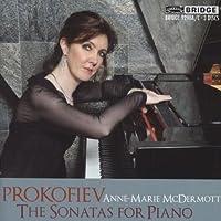 Prokofiev: Sonatas for Piano by McDermott (2009-05-12)