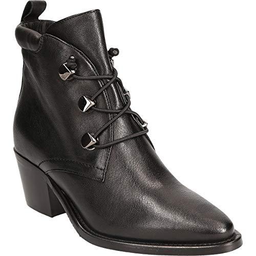 Donna Carolina Damen 38.100.231-005 Boots schwarz 42 EU