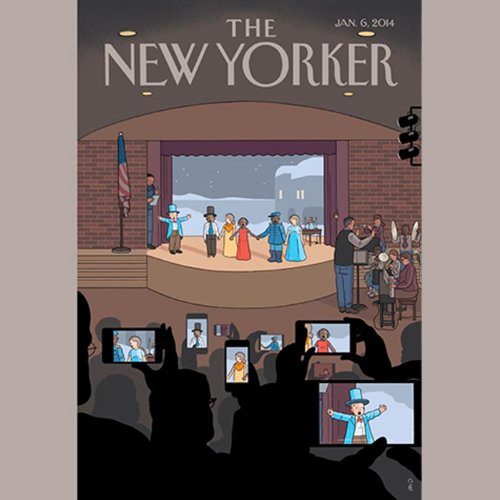The New Yorker, January 6th 2013 (Nicholas Lemann, Anne Applebaum, John Cassidy) copertina