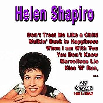 Helen Shapiro (27 Success) [1961 - 1962]