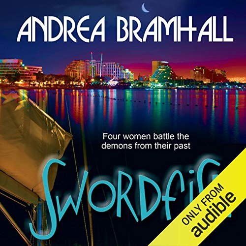 Swordfish audiobook cover art