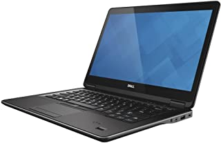 DELL Latitude E7440 14in Touchscreen Ultrabook Laptop Intel Dual Core i7-4600U 2.1Ghz, 8GB RAM, 256GB SSD, USB 3.0, HDMI, RJ-45, Windows 10 Professional (Renewed) (touch 1920x1080)