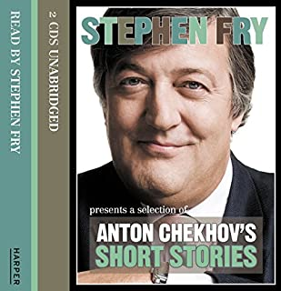 Stephen Fry Presents a Selection of Anton Chekhov's Short Stories audiobook cover art