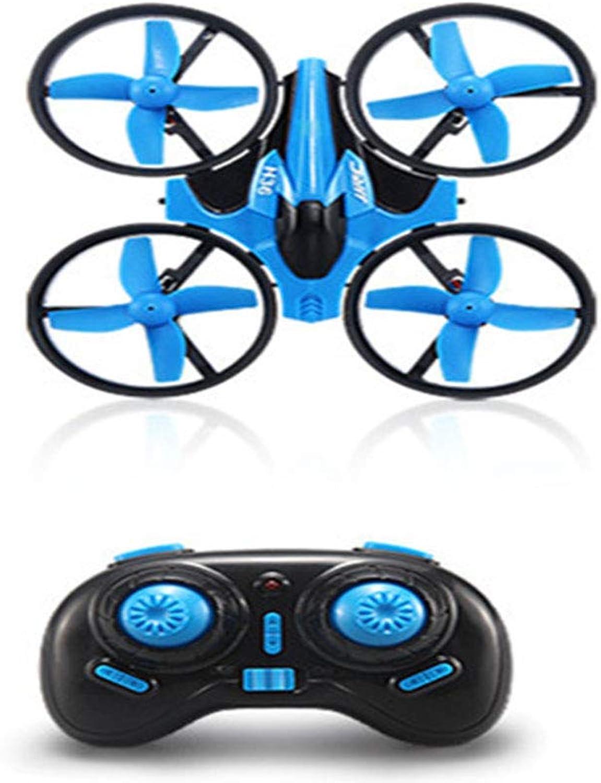 WANGKM Drohne Fernbedienung Flugzeuge vierachsige Flugzeuge Mini2.4g HeadlessModus EinknopfRückgabemuster Taumeln Sechsachsiges Gyroskop MiniSpielzeug