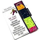 Lieblingsmanufaktur Farbenfroher Schlüsselanhänger als Geschenk zum bestandenen Führerschein – individuelle Geschenkidee und Mitfreuen nach der Führerscheinprüfung. Allzeit gute & sichere Fahrt!