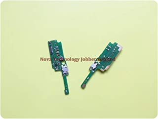 JannahMehr-Mobile Phone Flex Cables - Wyieno Charging Port Board For Alcatel Shine Lite 5080 5080U 5080X Micro USB Charger...