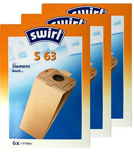 Pack Melitta Filter S63